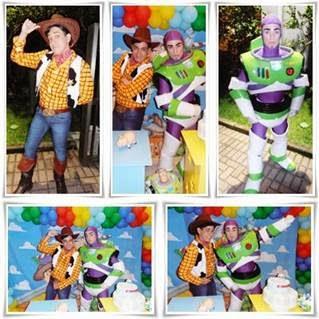 Bangu Shopping apresenta a peça infantil 'A história dos brinquedos 2'