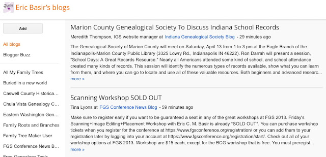 Sold out workshop at FGS 2013
