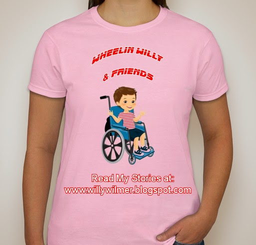Wheelin Willy and Friends T-Shirt!