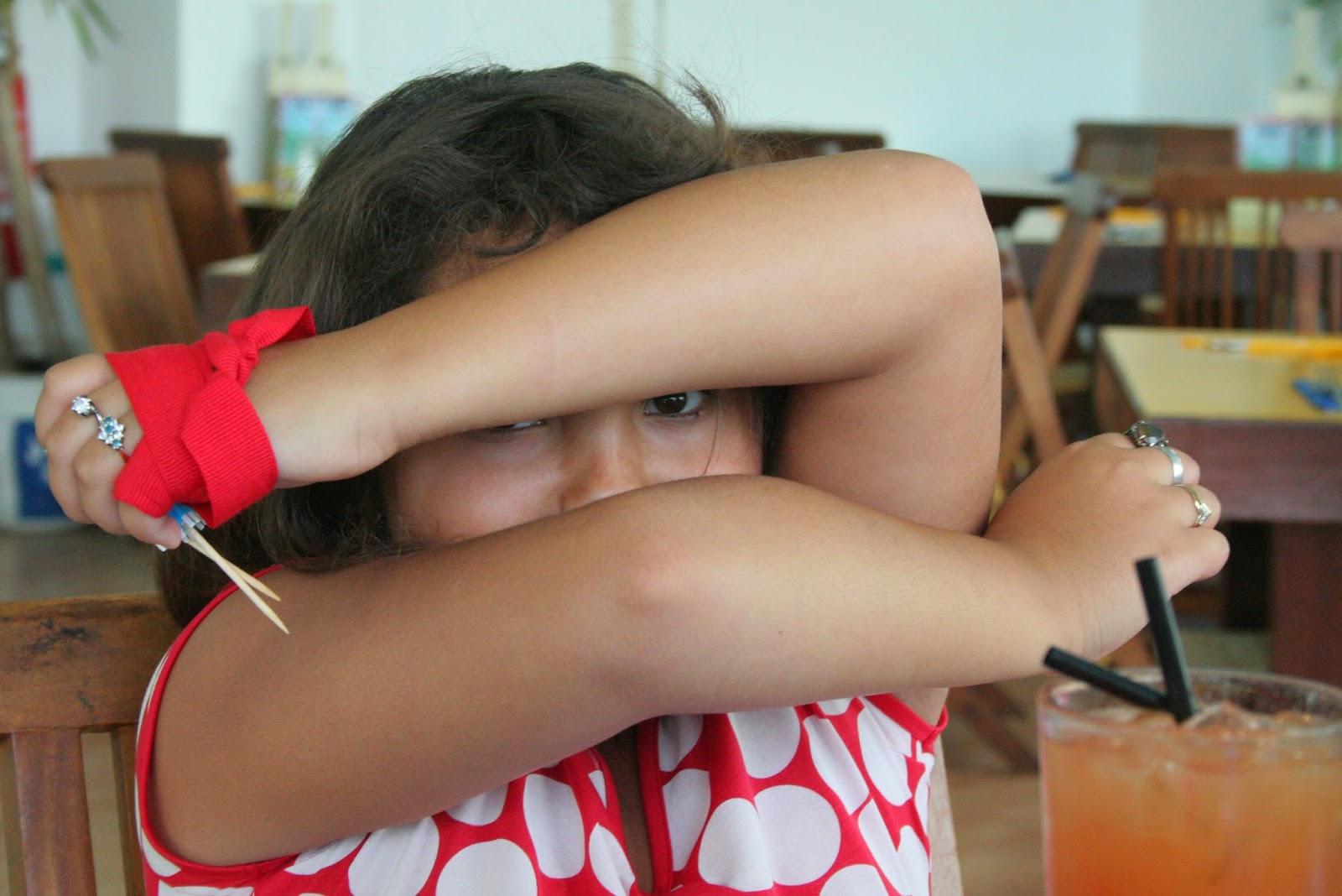 Los gritos, golpes y castigos, generan miedo no educan