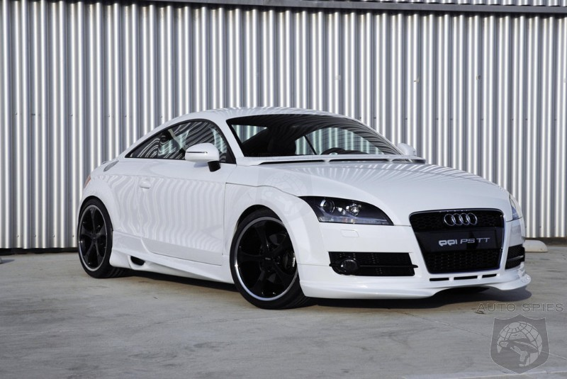 Audi Tt Roadster Black. Audi Tt Rs Coupe Black.
