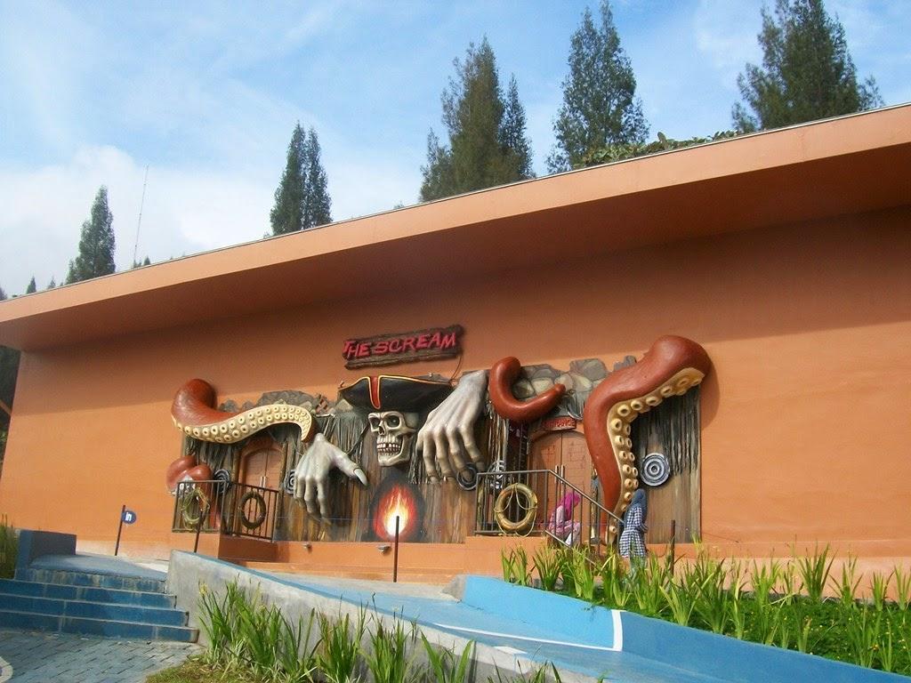 Dahsyatnya Liburan di Funland Mikie Holiday