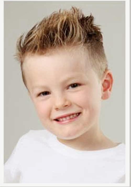 Fun Toddler Boy Hairstyles