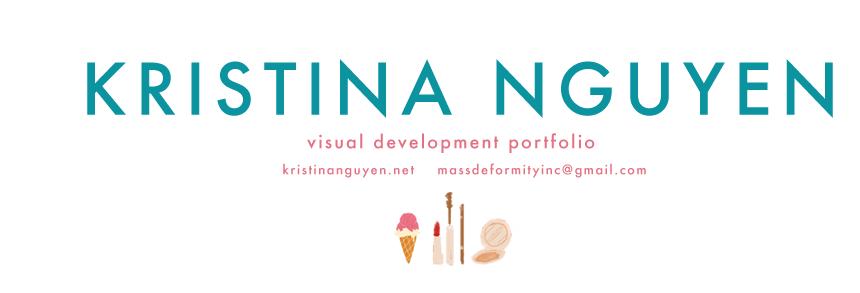 kristina nguyen's portfolio