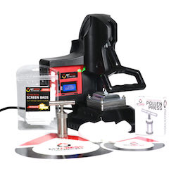 The MyPress Solventless Rosin Press