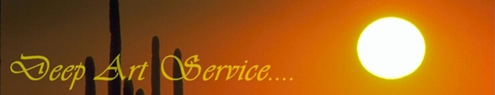 Deep Art Service