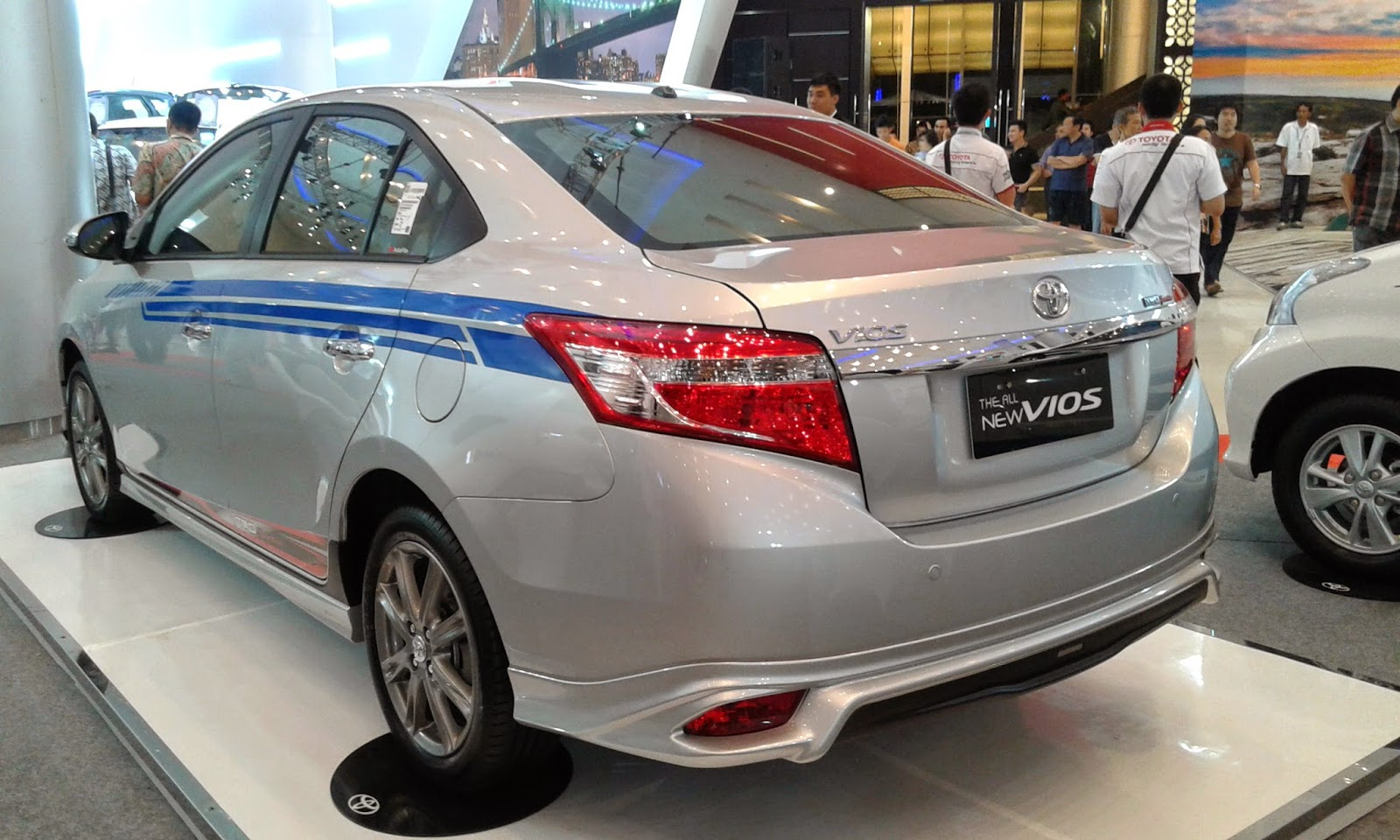 All New Vios TRD