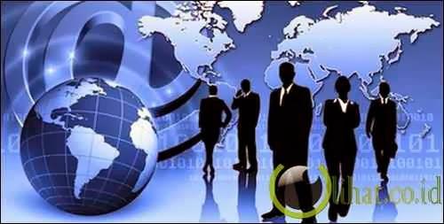 Bisnis Lewat Media Online
