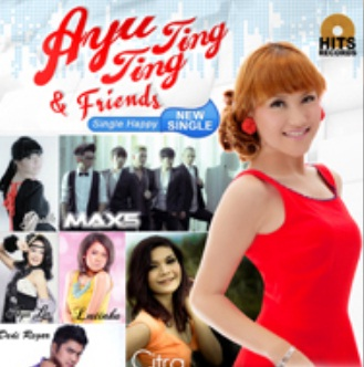 Lirik Lagu Ayu Ting Ting Terbaru Single Happy