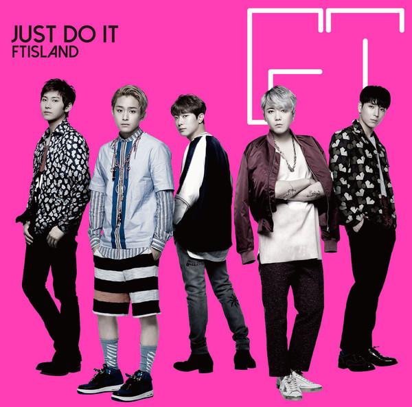 [Single] FTISLAND – JUST DO IT (2016.08.17/MP3/RAR)