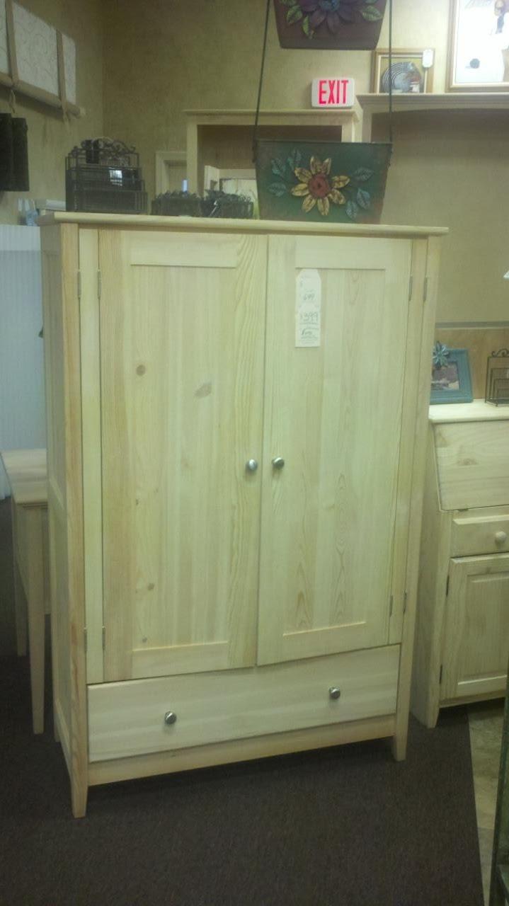 wood creations furniture item of the week unfinished. Black Bedroom Furniture Sets. Home Design Ideas