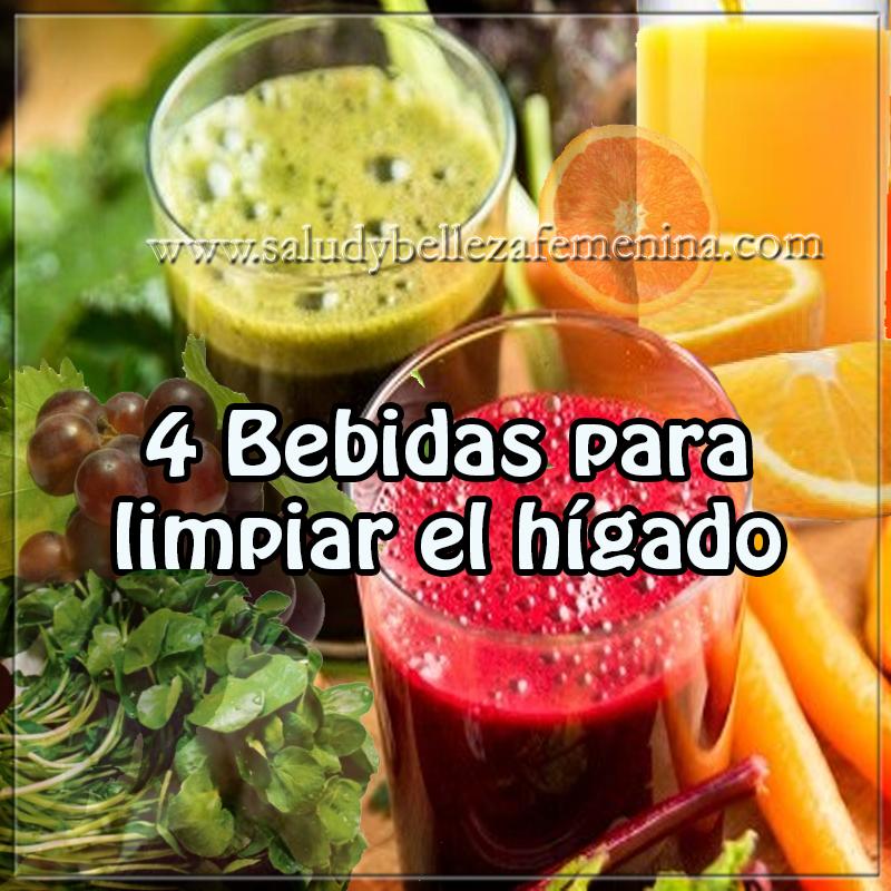 Bebidas saludables , salud y bienestar en cuerpo y mente,  , bebidas para limpiar el higado , jugos depurativos