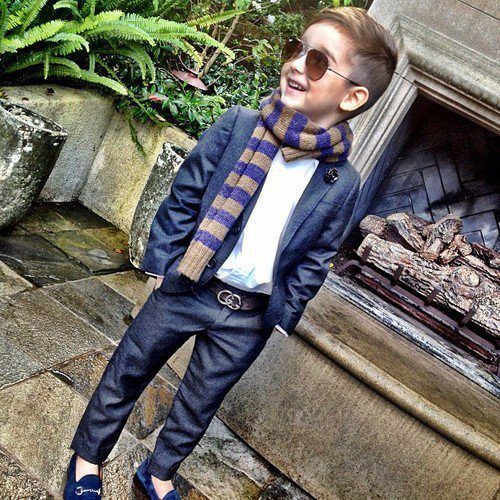 Little stylish kid style for kids