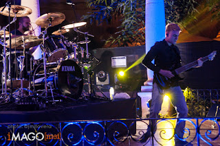 The Algorithm @ Be Prog! My Friend, Poble Espanyol 11-07-2015