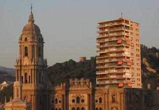 proyecto terminación catedral Málaga
