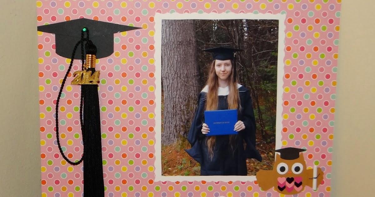 Amber U0026 39 S Craft A Week Blog  Another Graduation Photo Frame