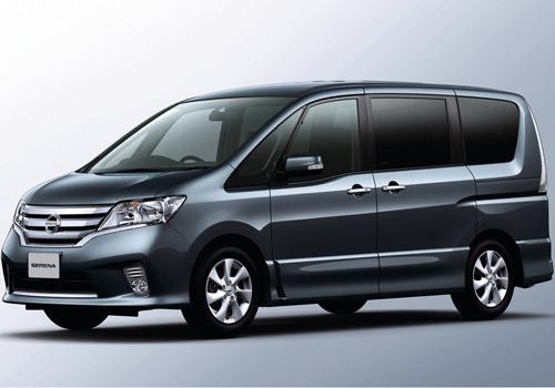 2012 Nissan Serena 最新のリスト価格