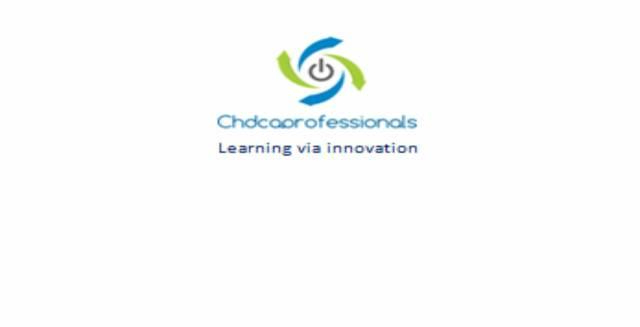 chdcaprofessionals ( Tax news portal )