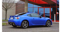 2015 Subaru BRZ, the New Sports Car