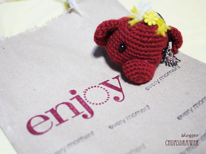 Amigurumi Patterns Snoopy : Chua's drawer: amigurumi teddy keychain & snoopy