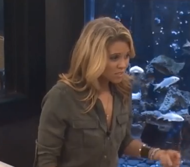 BB15's Aaryn knows her eviction is looming & she's not above groveling
