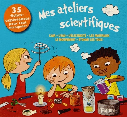 Mes ateliers Scientifiques