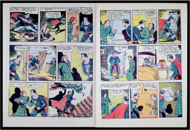 CGC pone una versión online y gratuita del primer comic de superhéroes del mundo: Superman #1 (1938)