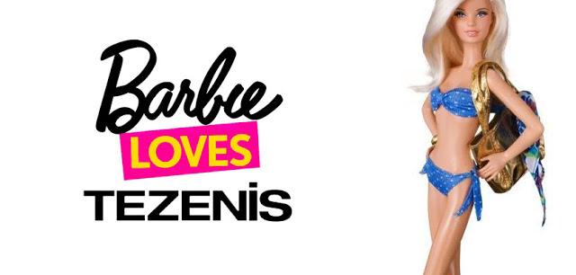 Collezione moda barbie loves tezenis - Barbie senza colore ...