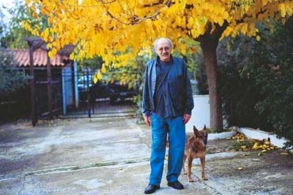 Μια Μέρα με τον Χρόνη - Του Νίκου Αραπάκη