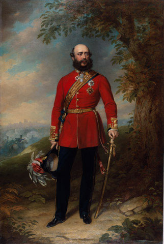 1896 2ND DUKE OF WELLINGTONS REGIMENT MOUNTED INFANTRY