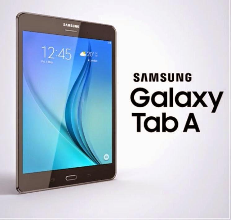 سامسونغ تكشف رسميا عن حاسوبيها اللوحيين من طراز  Galaxy Tab A