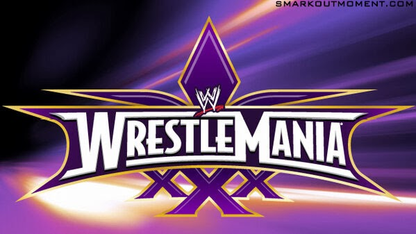 Wrestlemania 30 Logo Download