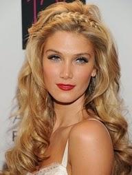 Tips Menentukan Model Gaya Rambut wajah panjang