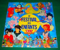 Le Festival des Enfants Vinyle