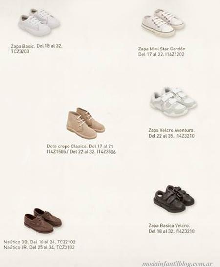 mimo otoño invierno 2014 calzados infantiles
