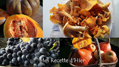 Mon blog : Mes recettes d&#39;hier...un clic sur l&#39;image pour y accder