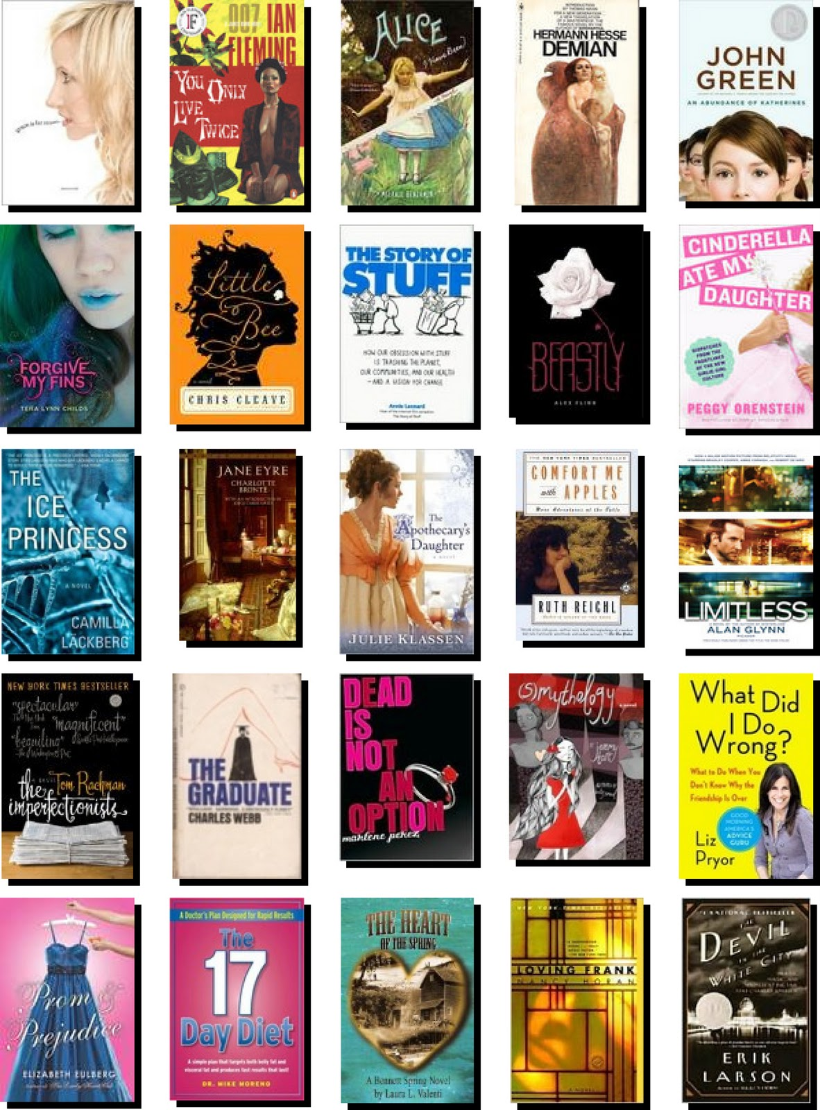 The Conscientious Reader: 50 Books Completed!