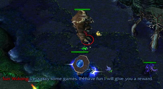 dota 6 79 secret quest guide sun wukong dota utilities