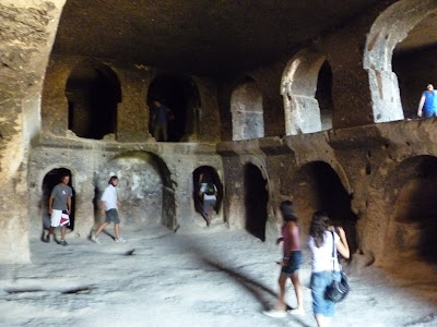 (Turkey) - Goreme Open Air Museum