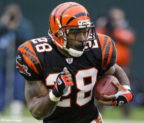 Image result for corey dillon bengals