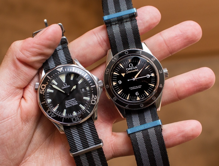 Swiss Design Watches: Omega Seamaster 300 Spectre Limited ...
