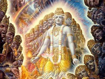 Universo infinito ? Fantastichiamo un pò. Krishna