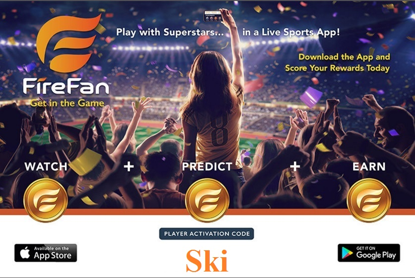 Hey sports fans! Call the plays live in real time with your friends on FireFan.