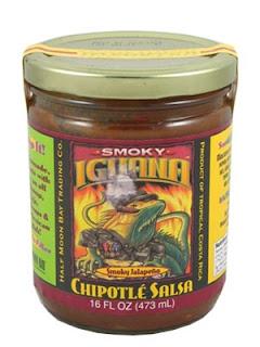 Iguana Chipotle Salsa