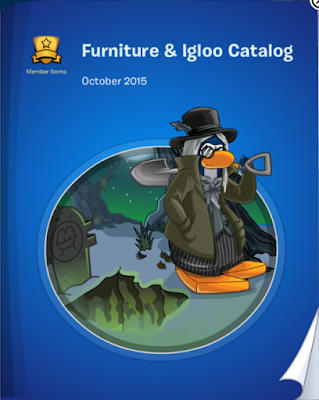Club Penguin Furniture & Igloo Catalog Cheats October 2015