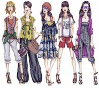 foto de la moda actual: