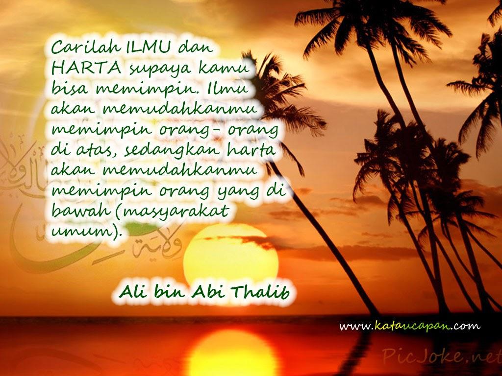 Kata Mutiara Ali Bin Abi Thalib Terbaru Terbaik Dan Memotivasi