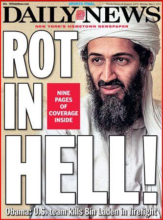 Bye bye Bin Laden. Bin Laden Bye Bye