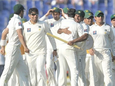 Pakistan pose a threat to the third position ..