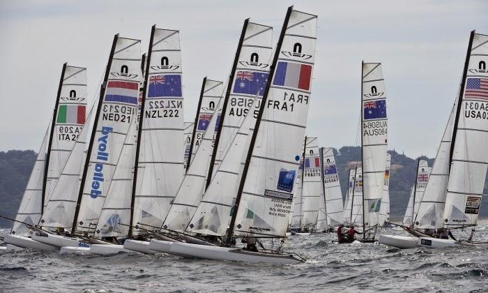 Cap sur l'ISAF Sailing World Cup à Miami !